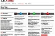 lexenia.it – Nuovo portale della formazione legale.